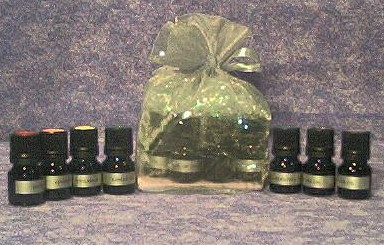 7 Chruch Oil Set