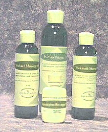 Angelic Massage Oils